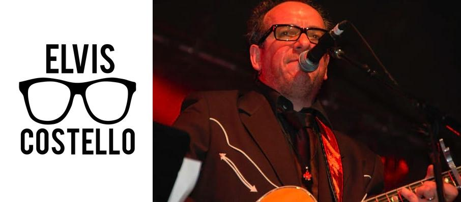 Elvis Costello at The Norva