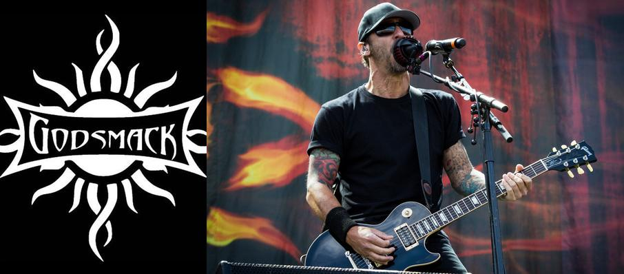 Godsmack at nTelos Wireless Pavilion