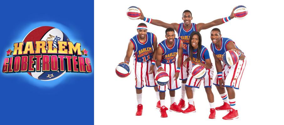 The Harlem Globetrotters at Constant Convocation Center