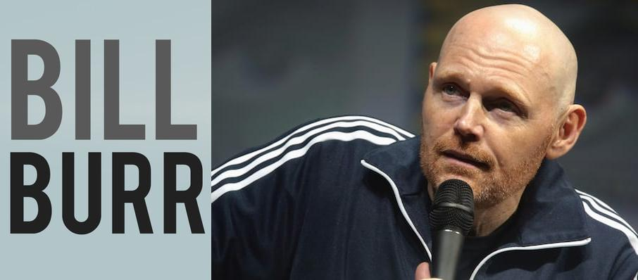 Bill Burr at Chrysler Hall