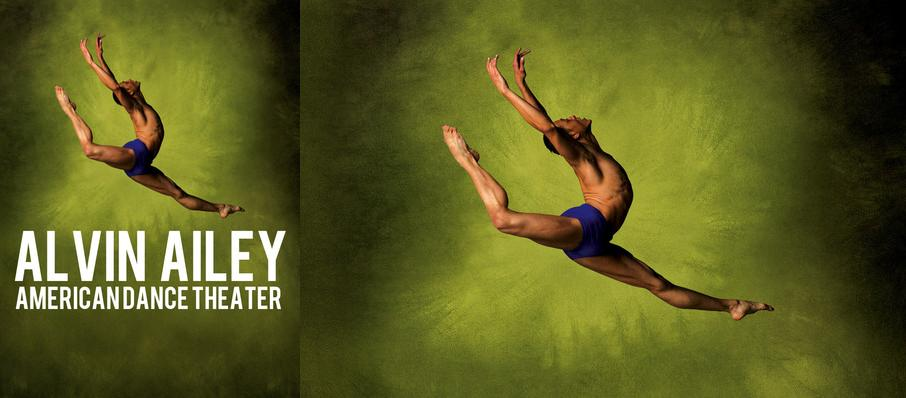Alvin Ailey American Dance Theater at Chrysler Hall