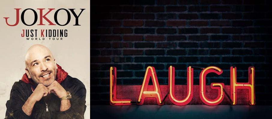 Jo Koy at Constant Convocation Center