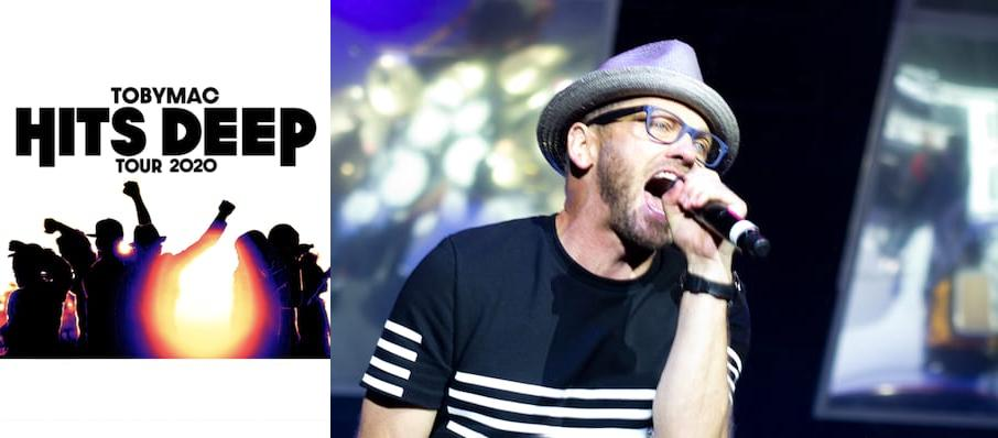 TobyMac at Constant Convocation Center