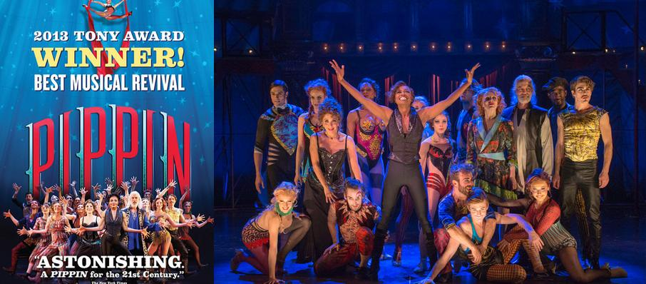 Pippin at Chrysler Hall