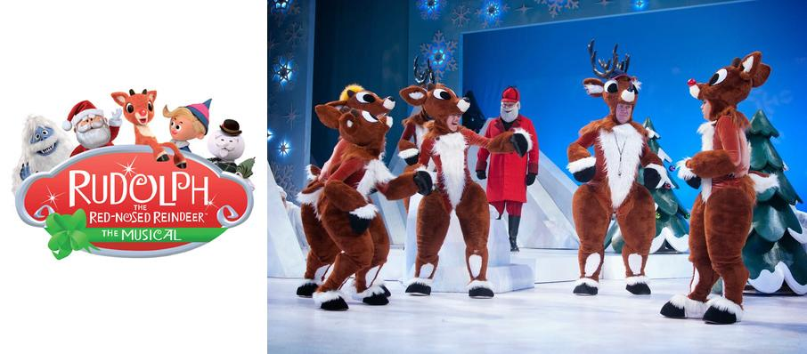 Rudolph the Red-Nosed Reindeer at Chrysler Hall
