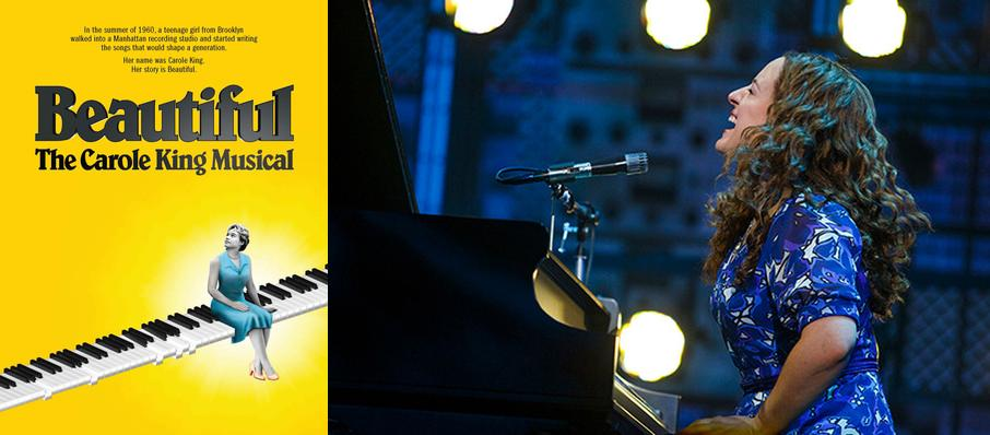Beautiful: The Carole King Musical at Chrysler Hall