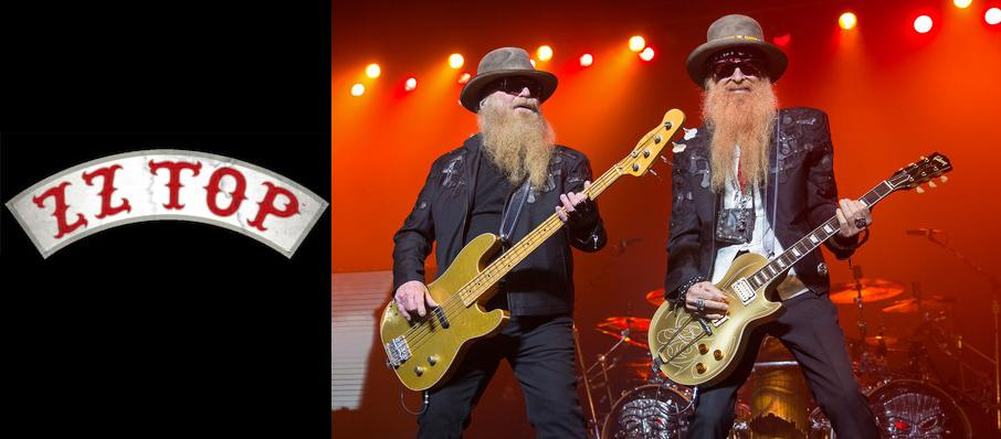 ZZ Top at Constant Convocation Center