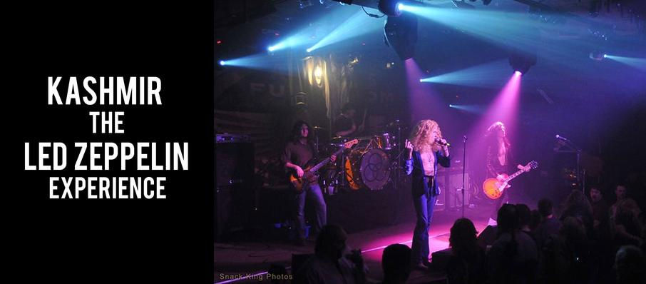 Kashmir - The Led Zeppelin Experience at Elevation 27