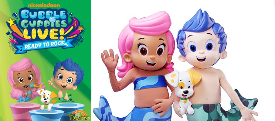 Bubble Guppies Live at Chrysler Hall