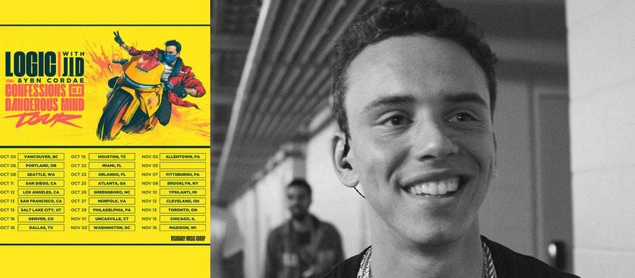 Logic at Constant Convocation Center