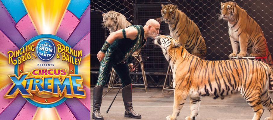 Ringling Bros. And Barnum & Bailey Circus at Scope