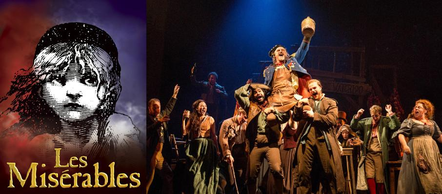 Les Miserables at Chrysler Hall
