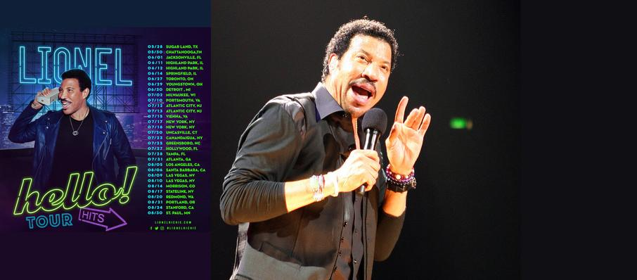 Lionel Richie at nTelos Wireless Pavilion