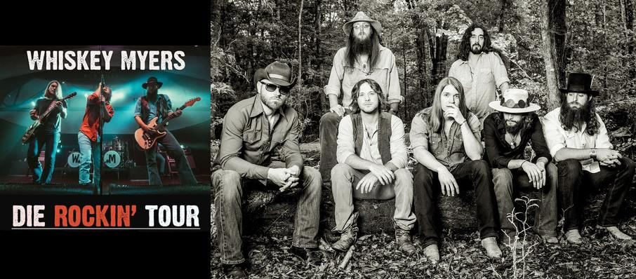 Whiskey Myers at The Norva