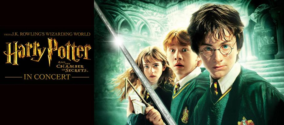 Film Concert Series - Harry Potter and The Chamber of Secrets at Chrysler Hall