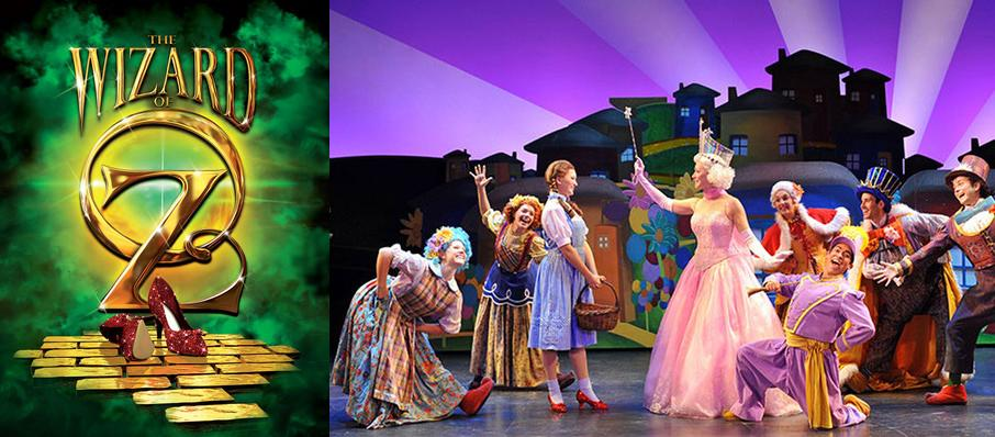 The Wizard of Oz at Chrysler Hall