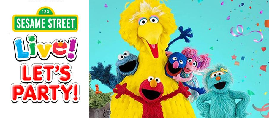 Sesame Street Live - Let's Party at Constant Convocation Center