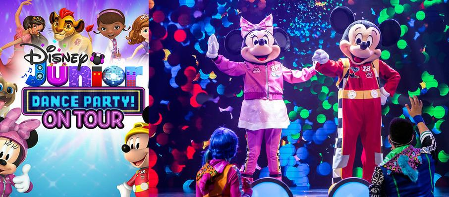 Disney Junior Live: Dance Party at Constant Convocation Center