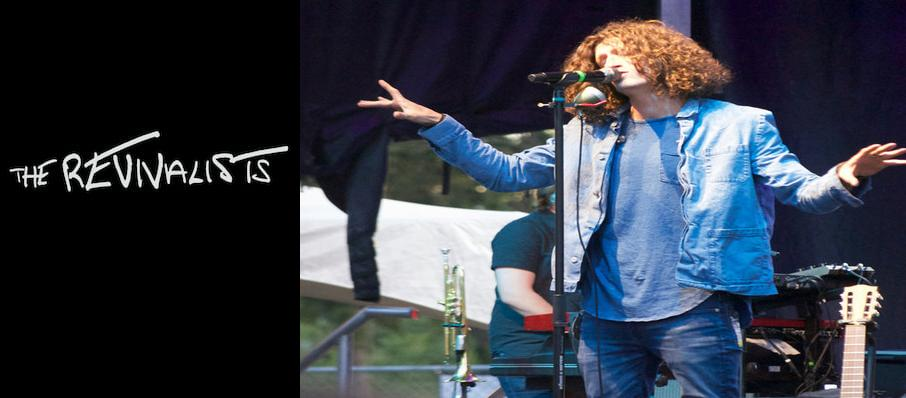 The Revivalists at nTelos Wireless Pavilion