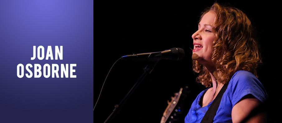 Joan Osborne at Elevation 27