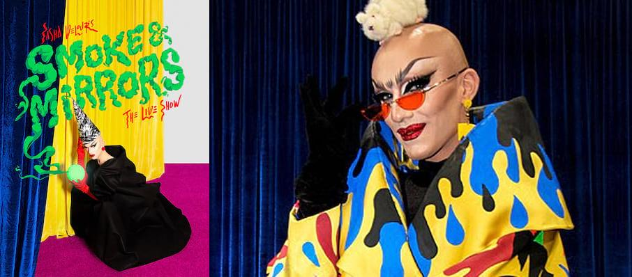 Sasha Velour at Harrison Opera House