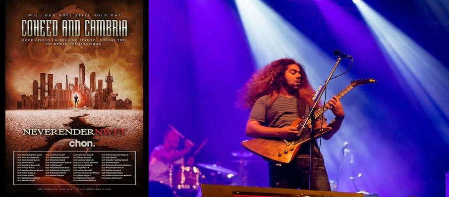 Coheed and Cambria at The Norva
