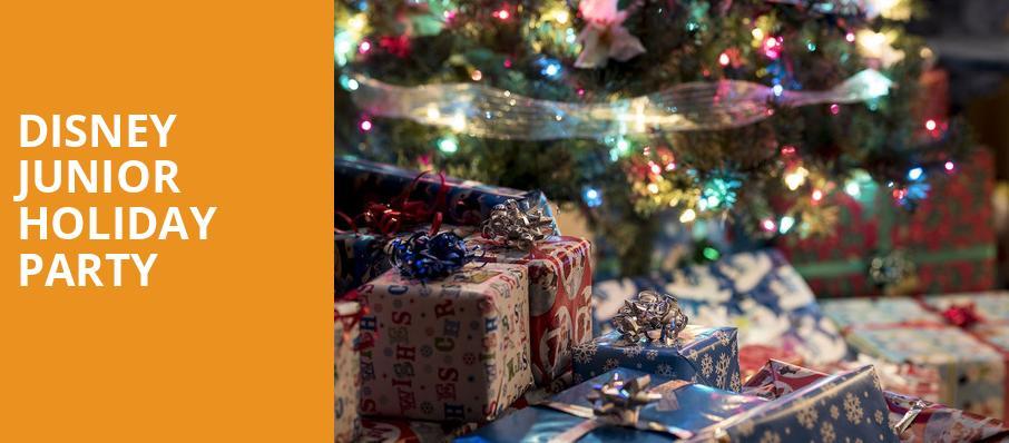 Christmas Holiday Party.Disney Junior Holiday Party Chrysler Hall Norfolk Va