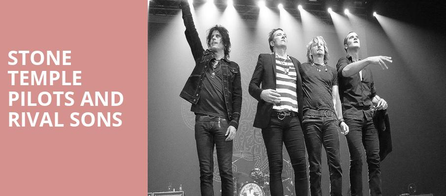 Stone Temple Pilots and Rival Sons, Chrysler Hall, Norfolk