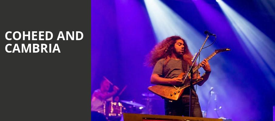 Coheed and Cambria, The Norva, Norfolk