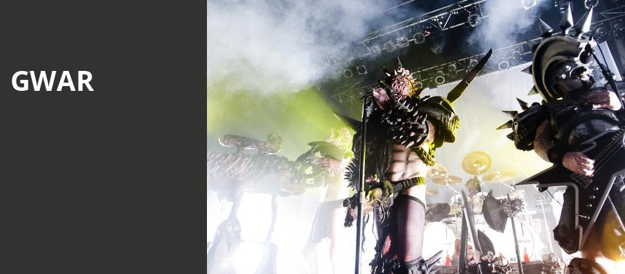 GWAR, The Norva, Norfolk