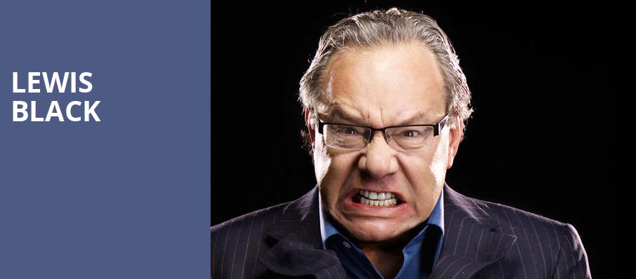 Lewis Black, Chrysler Hall, Norfolk