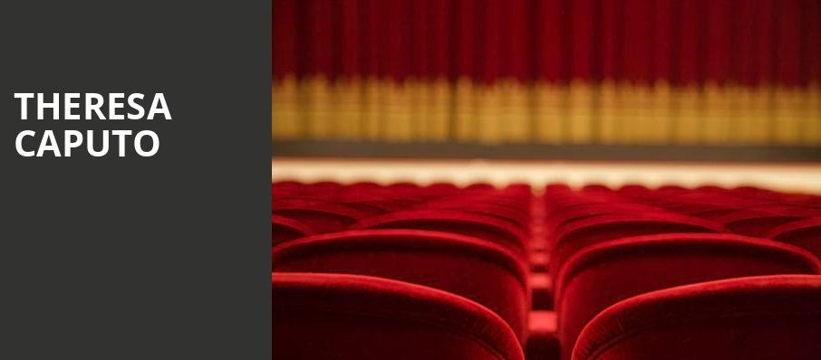 Theresa Caputo, Chrysler Hall, Norfolk