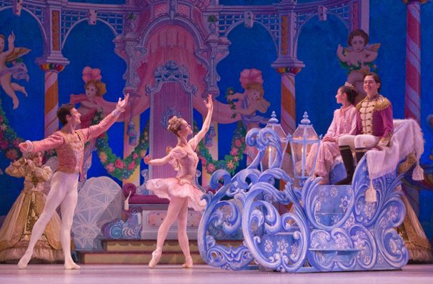The Nutcracker Tickets - Carpenter Theatre at Richmond CenterStage - Lowest prices on all Richmond theatre tickets, buy your The Nutcracker tickets right now!